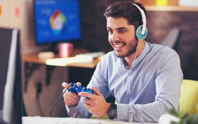 4 Leadership Hacks from Video Games: Leadership Secrets from an Unlikely Source