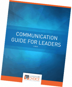 Free Communication Guide for Leaders
